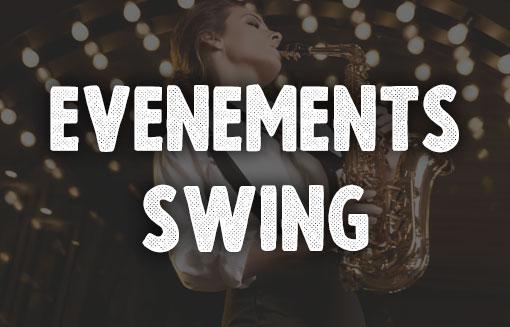 Évènements swing