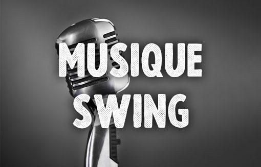 Musique Swing pour danser le Lindy Hop