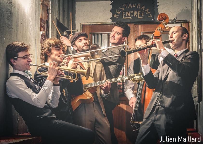 Jack' & Jill's Swing band